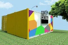 Cinema - Projeto Contém Cultura